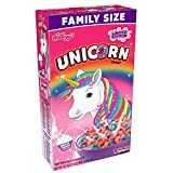 Kellogg's Unicorn Magic Cupcake Breakfast Cereal, 18.7 oz