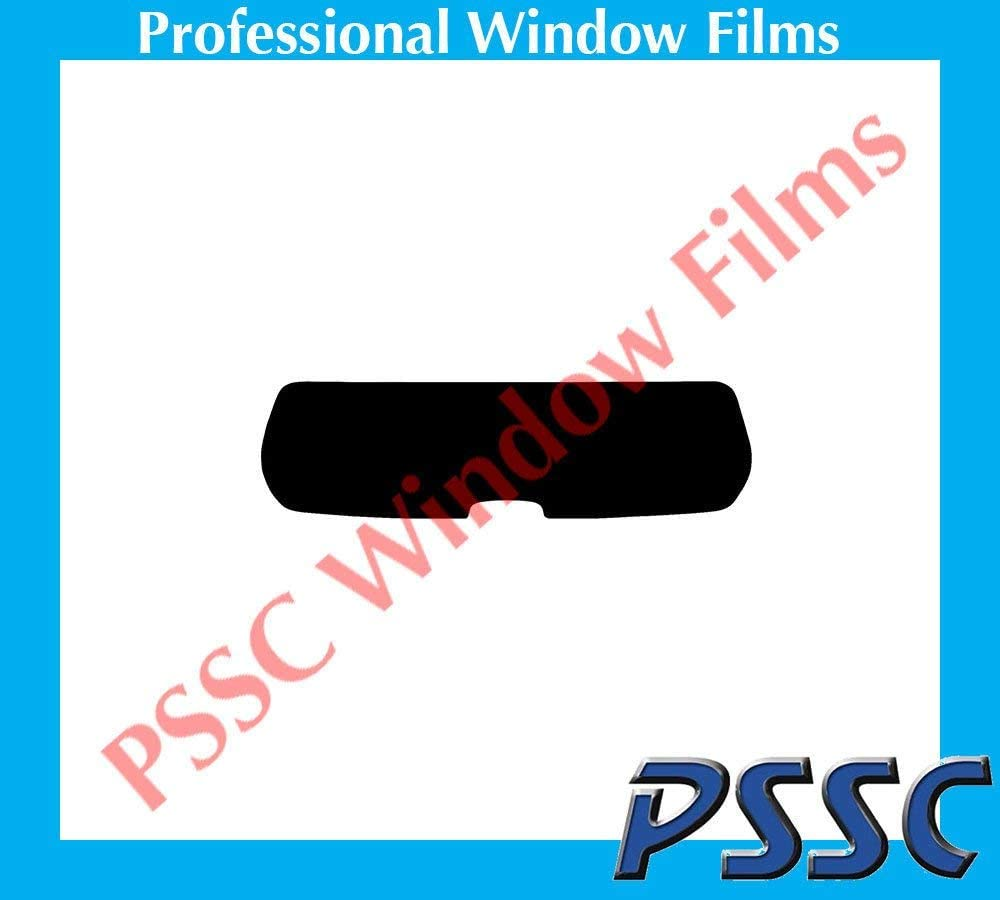 PSSC Pre Cut Rear Car Window Films for Smart Fortwo 2007-2014 5/% Very Dark Limo Tint