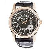 Patek Philippe Calatrava Men's 18K Rose Gold Watch - 6000R-001