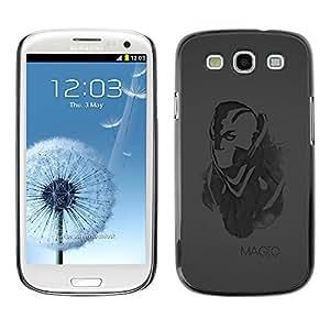 GagaDesign Phone Accessories: Hard Case Cover for Samsung Galaxy S3 - Magic