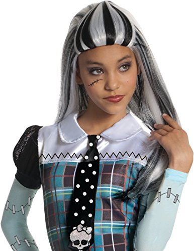 Monster High Child's Frankie Stein Costume Wig