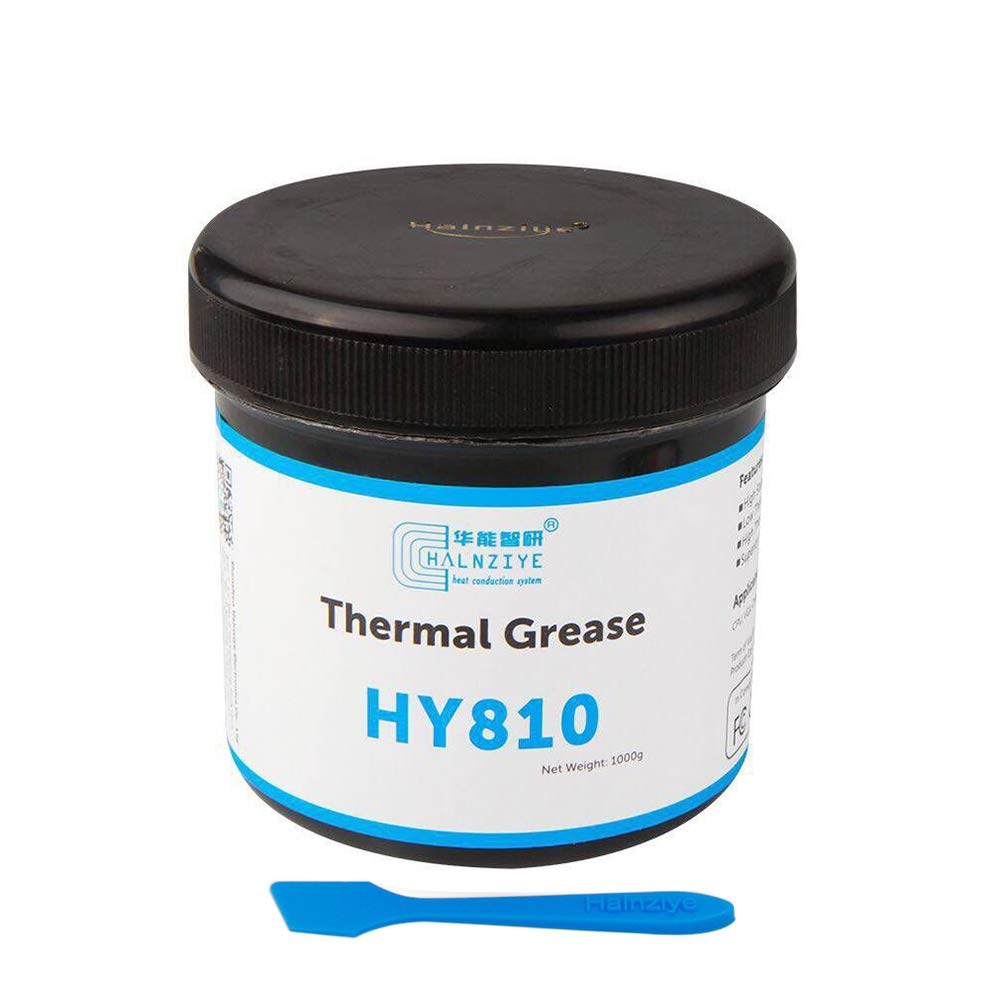 1kg / 1000g 4.63W/mk High Performance Thermal Grease Paste for CPU LED GPU Chipset by GENNEL