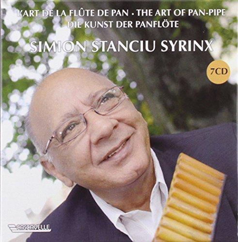 Art of Pan-Pipe (Stanciu Syrinx Simion)