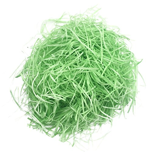 Jili Online 20g/Bag Filled Artificial Grass Raffia Paper DIY
