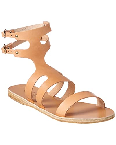b6ed05f735f75 Image Unavailable. Image not available for. Color  Ancient Greek Sandals ...