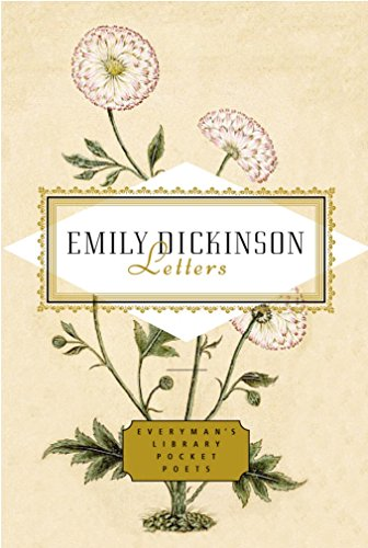 Letters Of Emily Dickinson (Everyman's Library POCKET POETS) por Emily Dickinson
