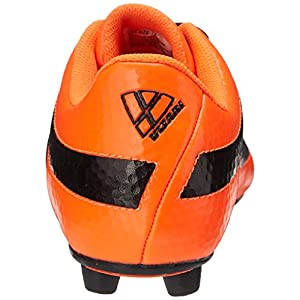 Vizari Infinity FG Soccer Cleat (Toddler/Little Kid/Big Kid), Orange/Black, 8.5 M US Toddler