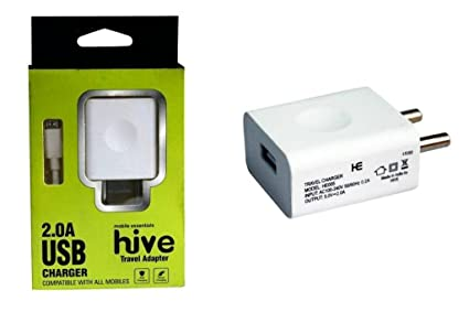 Hive Charger 2 Amp Wall Chargers