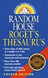 Random House Roget's Thesaurus, Ballantine Books Staff, 0345447263