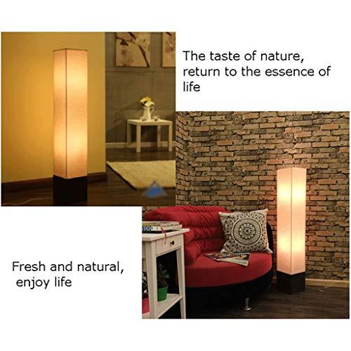 Lámpara de pie Sala Lámpara americana moderna minimalista ...