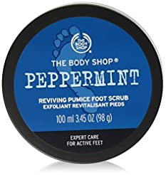 The Body Shop Peppermint Reviving Pumice...