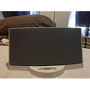 Bose SoundDock digital music system for iPod (White)