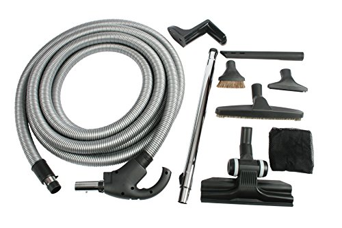 Cen-Tec Systems 93070 Central Vacuum Kit with Switch Control Hose, 35'