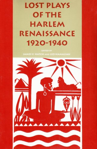 Search : Lost Plays of the Harlem Renaissance, 1920-1940 (African American Life Series)