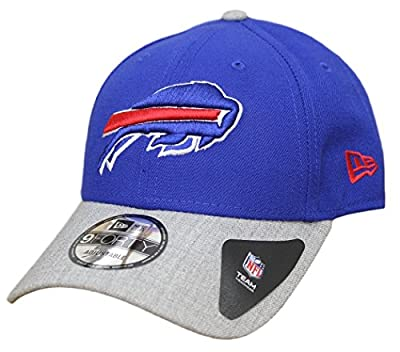 "Buffalo Bills New Era 9Forty NFL ""The League Heather 2"" Adjustable Hat from New Era"