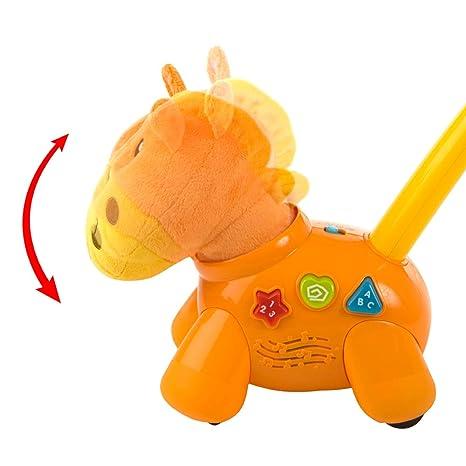 winfun - Andador Pony con luces y sonidos (40305): Amazon.es ...
