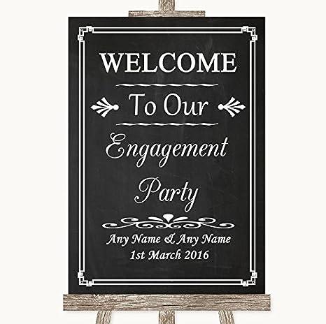 Amazon.com: gis estilo Bienvenido a nuestra fiesta de ...