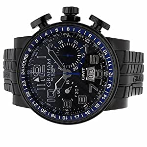 Graham Silverstone automatic-self-wind mens Watch 2BLCB.B30A.K47N (Certified Pre-owned)