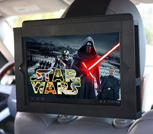 Universal Table Holder Car Headrest Mount Keeps Tablet an...