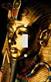 Egyptian Golden Mask of the Pharoh Switchplate - Switch Plate Cover