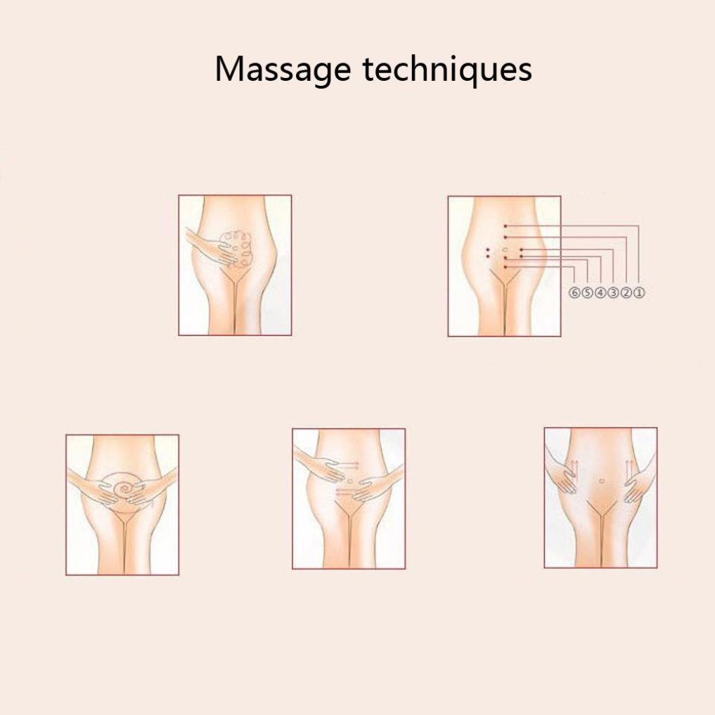 Hunputa 10ml Stretch Marks & Scar Removal Essential Oil for Pregnancy, Remove Wrinkles, Repair Scar Slack Line Abdomen by Hunputa (Image #4)