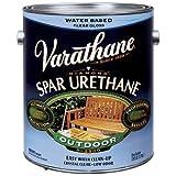 Water Based Outdoor Diamond Wood Finish Spar Urethane [Set of 2] Size: Gallon, Finish: Satin by Rustoleum