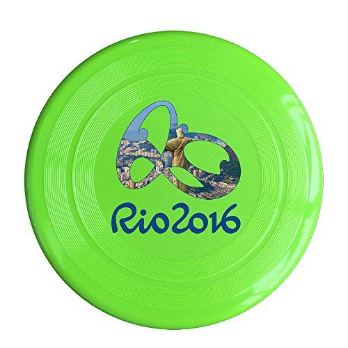 The 2016 Rio De Janeiro Outdoor Game, Sport, Flying Discs,Game