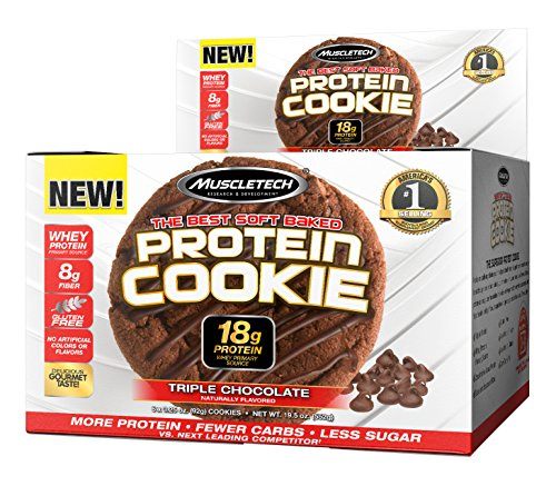 MuscleTech Protein Chocolate Gluten Free 3 25 ounce