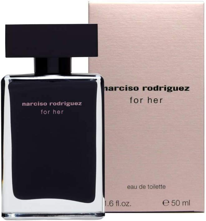Narciso Rodriguez For Her Eau de Toilette, Donna, 50 ml