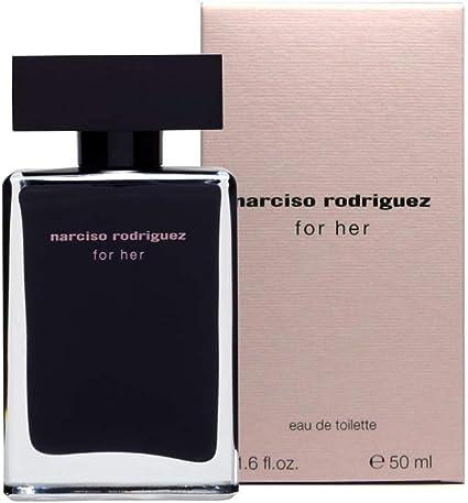 Narciso Rodriguez 140435 - Agua de tocador vaporizador para mujeres, 50 ml: Amazon.es