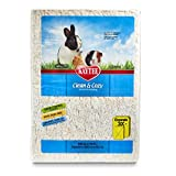 Kaytee Clean & Cozy Bedding, White 49.2 Liters