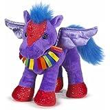 """Webkinz Rainbow Pegasus 8.5"""" Plush"""