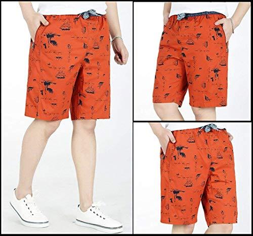 Abbigliamento Sportivi Da Festivo Rot Con Pantaloni Bermuda Uomo In Lannister Pantaloncini Elasticizzato Cotone Cargo qpBTxgf