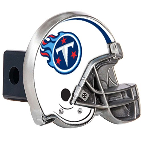 Tennessee Titans NFL Metal Helmet Trailer Hitch Cover