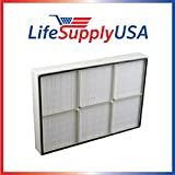 Filter fits Whirlpool 1183054K (1183054) PLASTIC FRAME Designed To Fit Whispure Air Purifier Models AP350 AP450 AP510 AP45030HO - Compare To Whirlpool Part# 1183054, 1183054K Large Grand Format; Designed & Engineered By Vacuum Savings