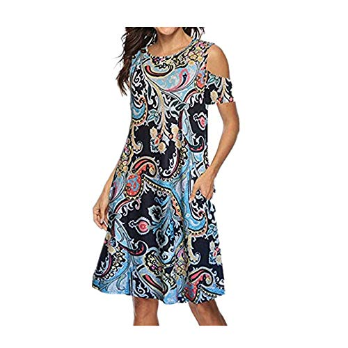 Dresses for Women Casual Summer with Sleeves Cold