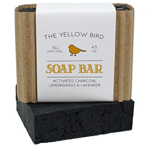 Activated Charcoal Soap Bar. All Natural Detoxifying Face & Body Cleanser. Certified Organic Ingredients. Paraben & Sulfate Free. For Acne, Eczema, Psoriasis, Rosacea, Dry Sensitive Skin (Natrual Conditioner compare prices)
