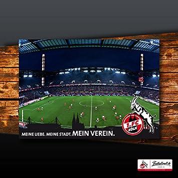 Fc Koln Fc Stadium Panorama Poster Picture