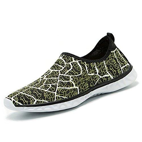 Lightweight Mesh On Drying HooyFeel Water Quick Sole Kids For Shoes Water Slip Men Aqua Green Sports Women Shoes xwxX4Y