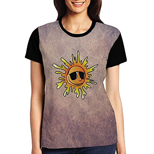 Sunflowers Sunglasses Women's Cool Cosy Premium Casual - Sunglasses Sunflower