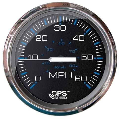 (Faria 33749 Chesapeake Black Ss GPS S)
