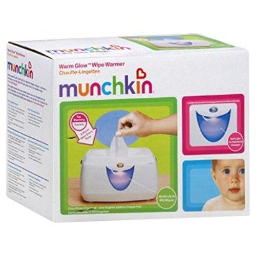 Munchkin Warm Glow Wipe Warmer Blue
