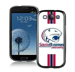 Sun Belt Conference Football South Alabama Jaguars 5 Popular Sale Samsung Galaxy S3 Custom Phone Case