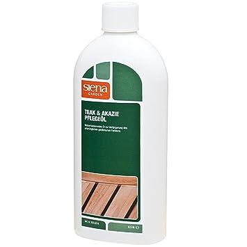 Markenartikel Teak Akazien Pflegeöl Holz Hartholz Gartenmöbel