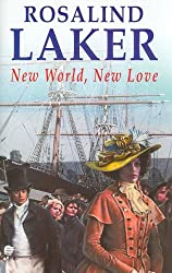 New World, New Love (Severn House Large Print)