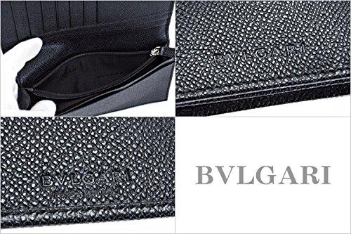 1c7c21847ba6 【ブランド】 メンズ CLASSICO クラシコ ブラック レザー ブルガリ 25752 長財布