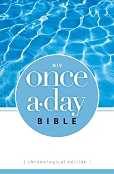 NIV, Once-A-Day:  Bible:  Chronological Edition, eBook by [Zondervan]