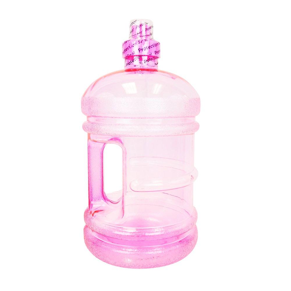 64 oz 1.89 Liter Daily Water Jug 38mm Sports Cap Water Bottle Goldwell PK19LH-306
