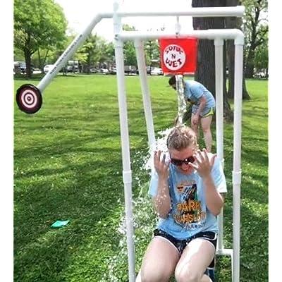 KO Water Games Soak 'N' Wet (Alternative Dunk Tank): Toys & Games