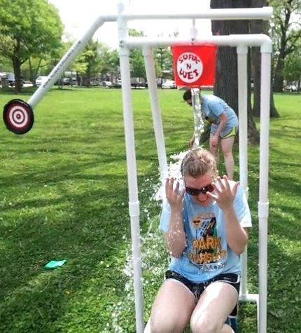 Soak 'N' Wet (Alternative Dunk Tank) by KO Water Games (Image #3)